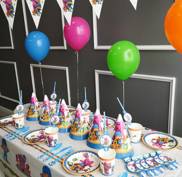 childrens party supplies